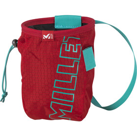 Millet Ergo Chalk Bag, red-rouge